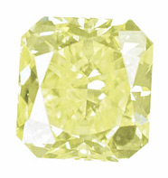 fancy yellow colored diamonds